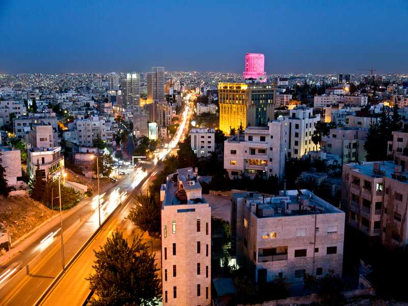 Hotels in Amman