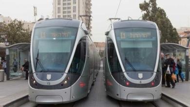 Straßenbahn in Jerusalem