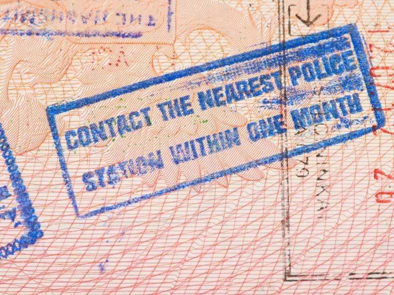 Visum für Jordanien