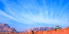 Wadi Rum - eine märchenhafte Wüstentour